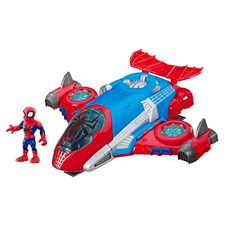 Jetquarters Spiderman