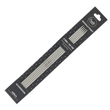 Strømpepinner 3mm Aluminium 20cm