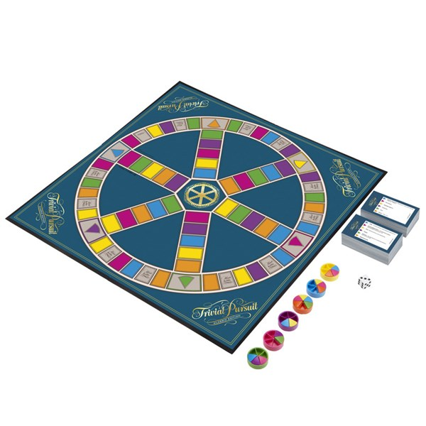 Bildresultat för trivial pursuit