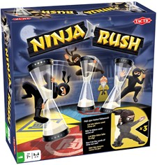 Ninja Rush, Familjespel