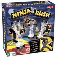 Ninja Rush, Familjespel (SE/FI/NO/DK/EN)