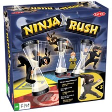 Ninja Rush, Perhepeli (SE/FI/NO/DK/EN)