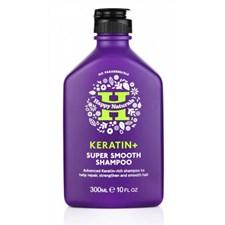 Happy Naturals Hair Keratin Super Smooth Shampoo 300ml