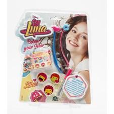Style ditt eget hår, Disney Soy Luna