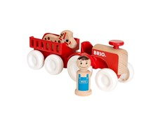 Traktor set, My Home Town, BRIO (30265)