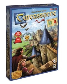 Carcassonne, Sällskapsspel