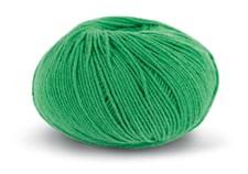 Knit At Home Superfine Baby Merino Ullgarn 50 g Grön 226