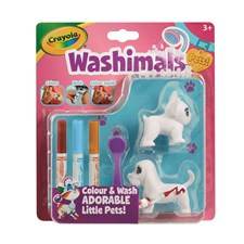 Crayola Washimals Dogs
