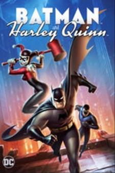 DCU: Batman and Harley Quinn (Blu-ray)