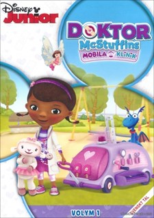 Doktor McStuffins - Mobila klinik