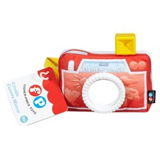Crinkle Camera Mirror, Fisher-Price