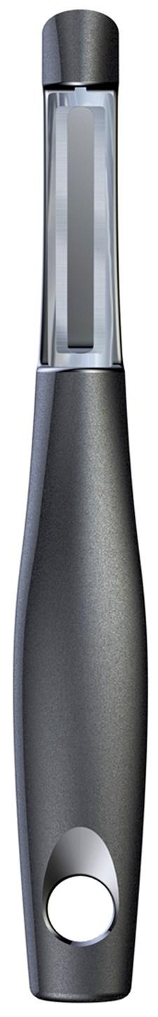 Skreller, 18 cm, Svart, GastroMax
