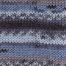 Rico Superba Vulcano 4 PLY Lanka Villasekoitus 100g Blue-Grey 003