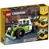 Rakettiauto, LEGO Creator (31103)