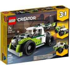 Rakettdrevet kjøretøy, LEGO Creator (31103)