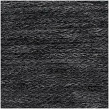 Rico Fashion Alpaca Dream DK Garn Ullmix 25g Anthracite 011