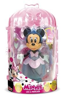 Minifigurset Som En Prinsessa, Mimmi Pigg, Disney Junior - Minnie