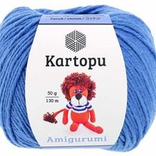 Kartopu Amigurumi 50g Denim Blue K1620
