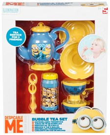 Bubble Tea Set, Minions