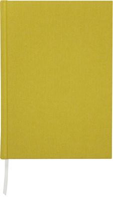 Muistikirja Burde Pellavatekstiili A4 Vihreä