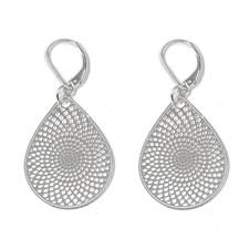 SNÖ of Sweden Jacqueline small pendant ear plain