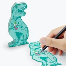 T-Rex Sticky Notes 150 stk