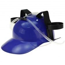 Øl-hjelm Blå