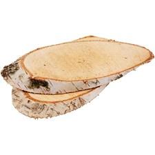 Puukiekot, n. 15x9 cm, paksuus 15 mm, 7kpl