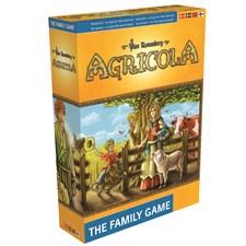 Agricola familjespecial, Sällskapsspel