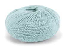 Du store Alpakka Alpakka Wool Garn Alpakka Ull Mix 50 g Lys mint 528