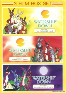 Watership Down 1-3