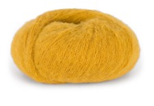 Du Store Alpakka Faerytale Lanka Alpakkavilla 50 g keltainen 747