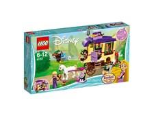 Rapunzels resande karavan, LEGO Disney Princess (41157)