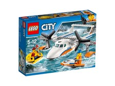 Sjöräddningsplan, LEGO City Coast Guard (60164)