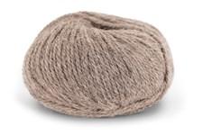 Knit At Home Chunky Alpaca Wool Garn Alpacka Ull Mix 50 g Beige Melange 607