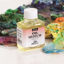Oljemedium 75ml