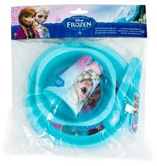 Matset, Ljusblå, Disney Frozen