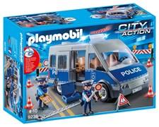 Trafikkkontroll Politi med bil, Playmobil City Action (9236)