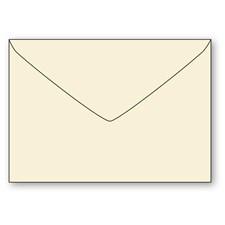 Kirjekuori Papperix C7 Norsunluu 5-pakkaus