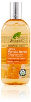 Dr Organic Manuka Honey Shampoo, 265 ml