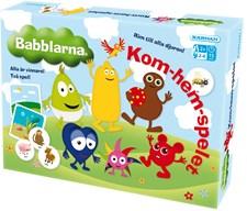 Babblarna Kom-Hem-Spelet (SE)