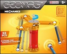 Geomag Mechanics, Magneettinen, 33 osaa