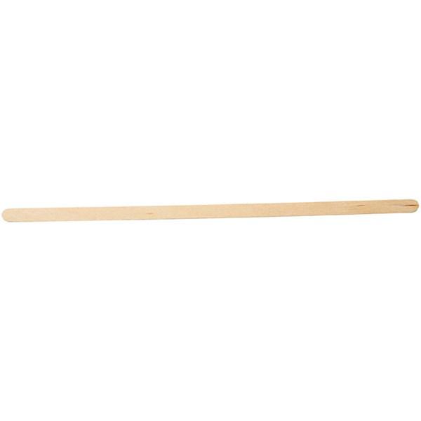 Ispinne, lange, tynne, L: 19 cm, B: 6 mm, bjørk, 200stk.
