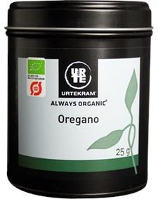 Urtekram Krydda Oregano 25 g Eko