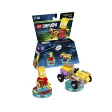 LEGO Dimensions - Fun Pack - Bart (The Simpsons)