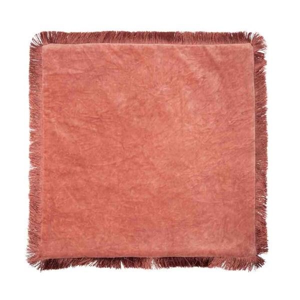 Day Home Cushion Kuddfodral Med Franskant 50x50 cm Kiss
