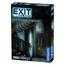 Exit: The Sinister Mansion, Samarbetsspel (EN)