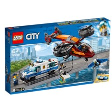 Luftpolisen och diamantkuppen, LEGO City Police (60209)