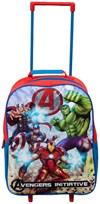 Liten trillekoffert, Rød og blå, Avengers