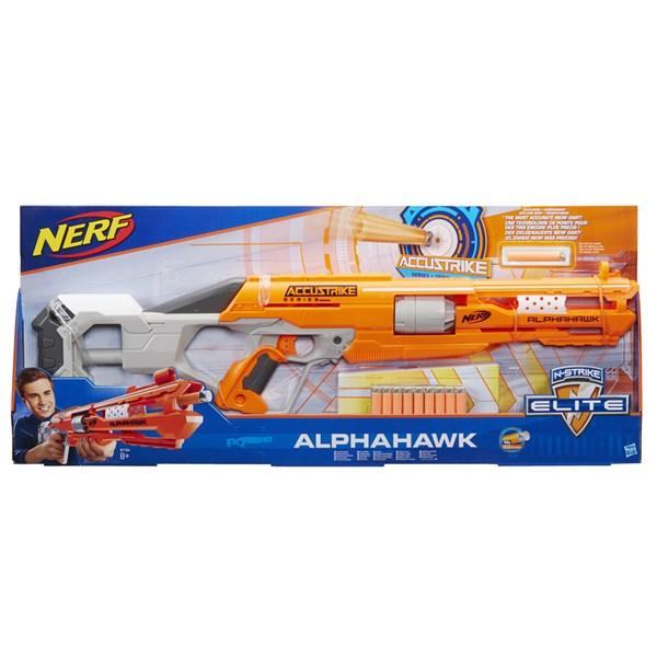 Nerf N-Strike Elite AccuStrike Series AlphaHawk - uteleksaker & sportleksaker